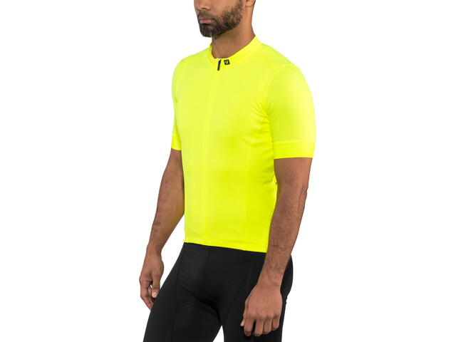 Bontrager Velocis Cycling SS Jersey Herr radioactive yellow